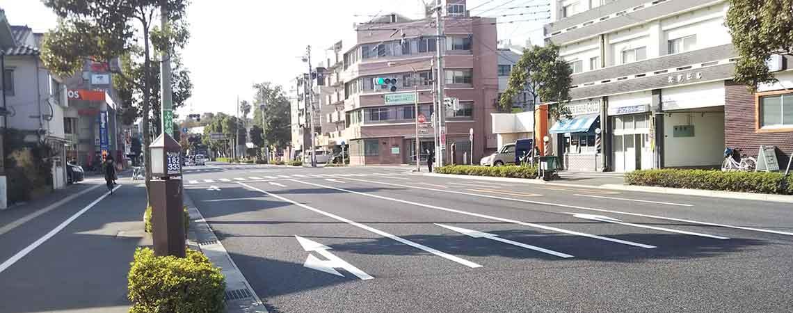 道路拡張工事after2